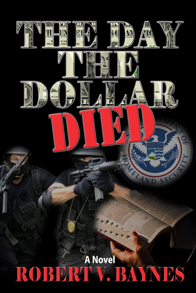 The Day The Dollar Died book cover